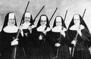 Hermanas en armas, que dirían los Dire Straits.