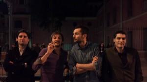 La noche en que conocí a Juanan, con Hughes, El Socio, Meseta y cía.