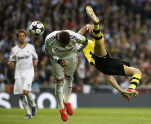 Ramos versus Lewandowski.