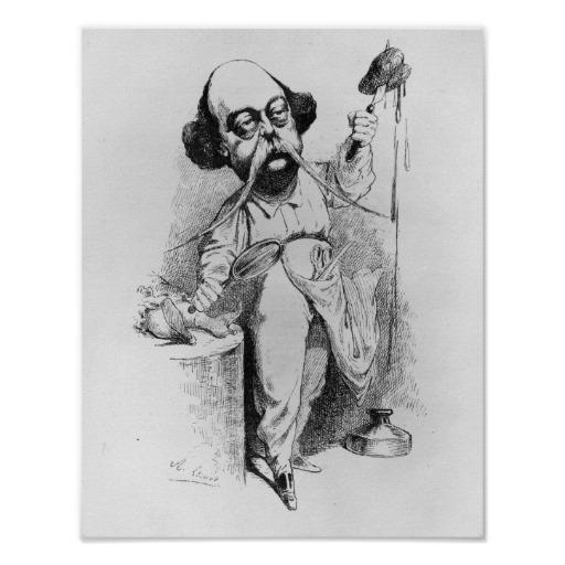 Flaubert o la agonía del estilista