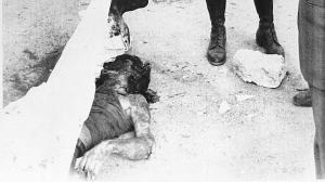 """El """"Lorca"""" que le hicieron a Pasolini."""