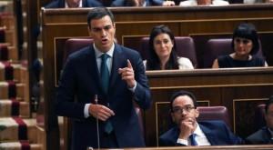 El nuevo PSOE arrancando suspiros.