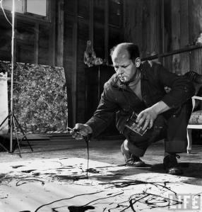 Pollock o la rocanrolización del arte.
