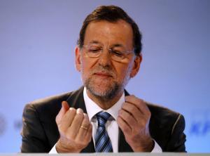 Don Mariano haciendo economías.