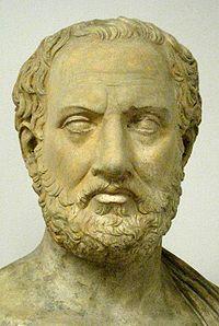 Tucídides, el primer periodista de investigación.