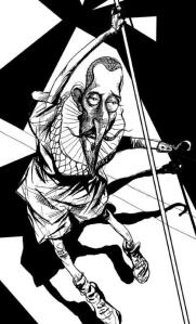 El Manco de Lepanto, visto por Ulises.