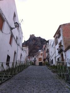 Albanchez de Mágina, pueblo de Juan Lanzas.