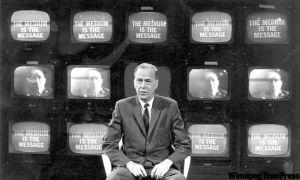 McLuhan: la cita es el mensaje.