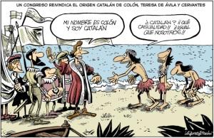 Viñeta de Pachi Idígoras en la misma edición de EL MUNDO.