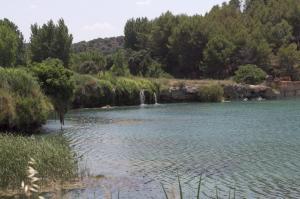 Ruidera, oasis de Castilla.