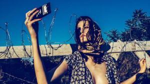 El último grito en moda refugiada.