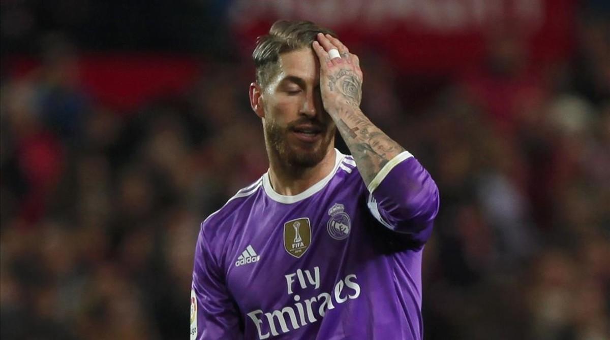 Football Soccer - Sevilla v Real Madrid - Spanish La Liga Santander