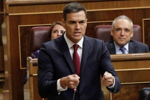 Resultado de imagen de Odioso Pedro Sánchez